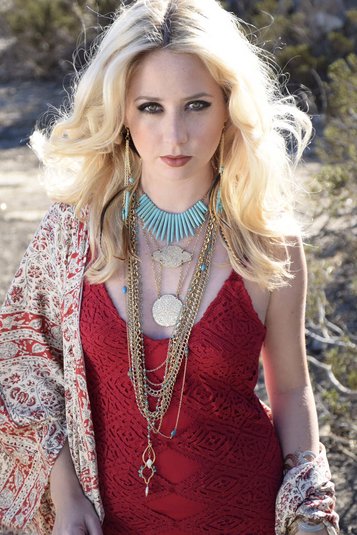 Desert Rose Featuring The Oc Native Style Report Magazine