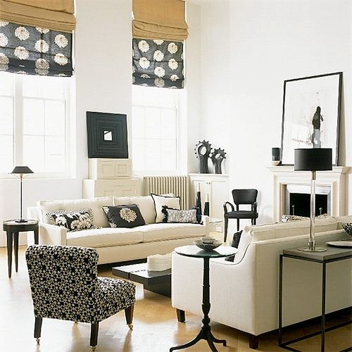 A Solid Color Couch Can Be Very Boring On Its Own But It S Also An Open Invitation To Invoke The Of Throw Pillow Simple White Or Beige