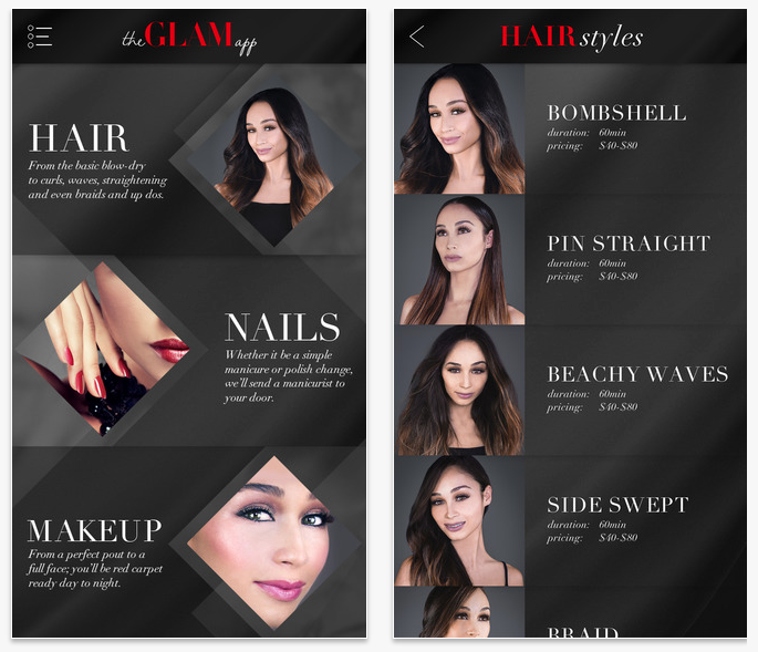 The Glam App Style Report Magazine