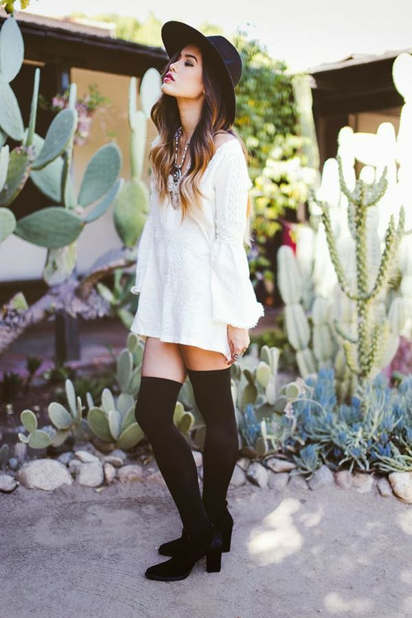 2e2b427b7a9 Tips and Tricks on Rocking Over the Knee Boots
