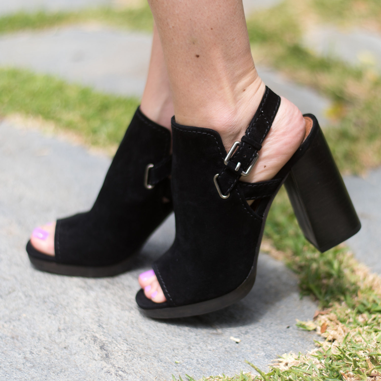 2445476717 SHOP Suede Shoes w/ Seaside Soles | STYLE REPORT MAGAZINE