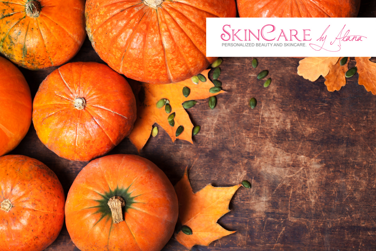 fall foods for beautiful skin with skincare by alana