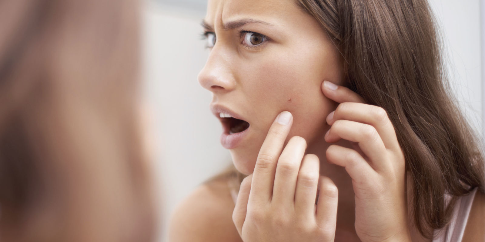 Is your protein shake causing acne breakouts?