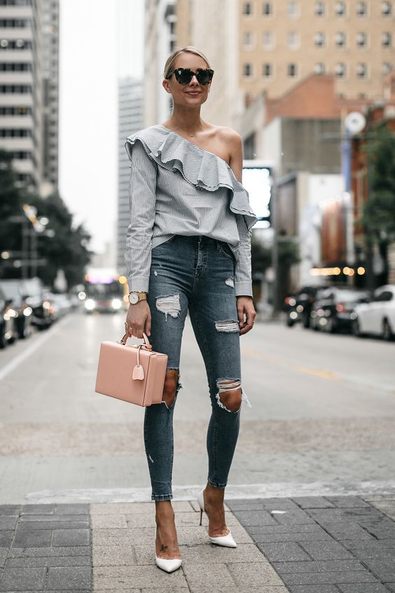 16b6547c4c1 Instant Outfit with your Favorite Jeans